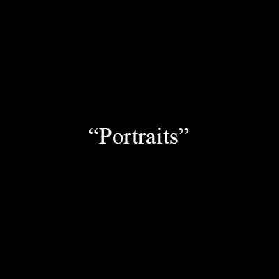 «Portraits»