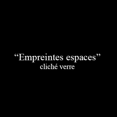 «Empreintes espaces»